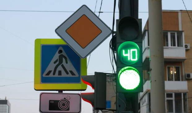 Налево больше нельзя. На двух перекрестках в Омске изменится схема движения