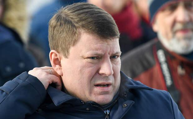 Мэр Красноярска запретил строить храм на месте сквера