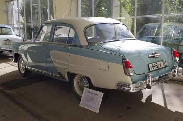 Волга ГАЗ-21. Друзей не продают