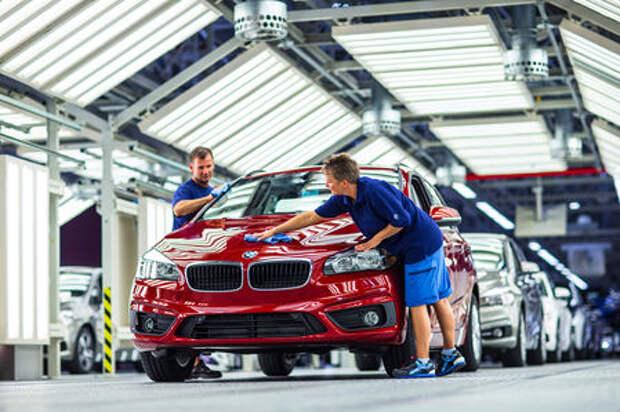 Завод BMW в России: место найдено!