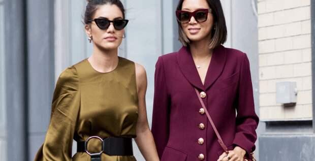 Вишневый цвет – хит сезона: как и с чем его носить?