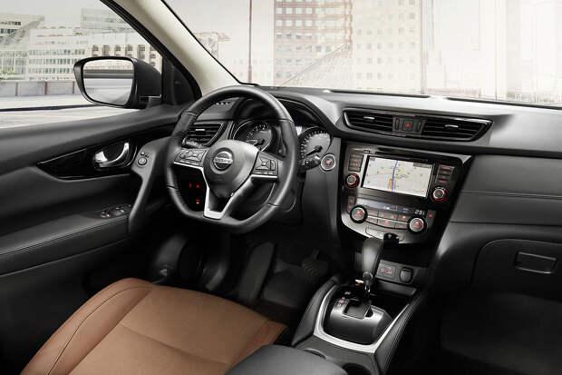 Старт продаж нового Nissan Qashqai: комплектации и цены
