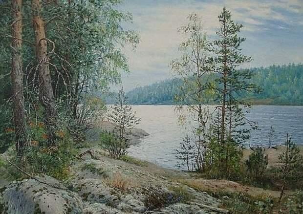 художник Олег Пятин картины – 05