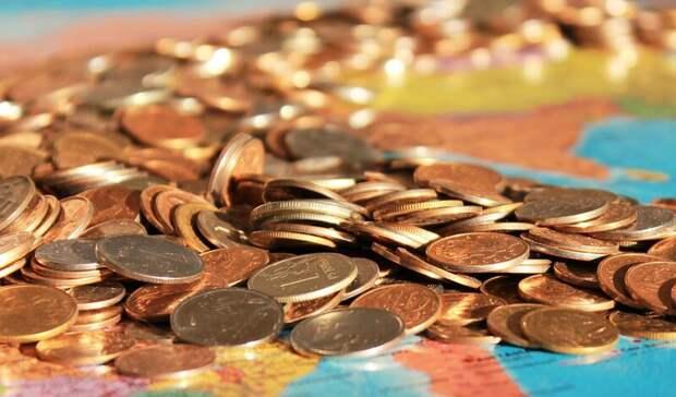 Рубль укрепился кмировым валютам
