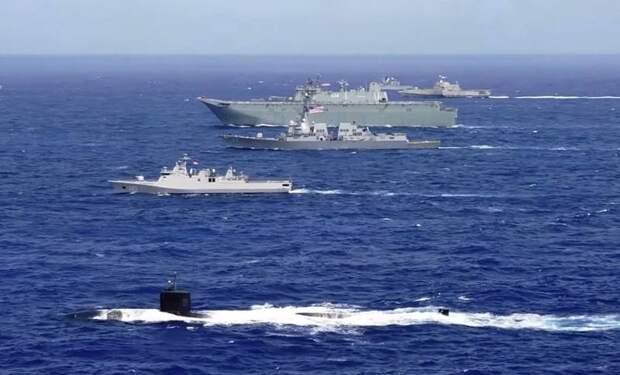 США и Япония вместе защитят Тайвань от Китая