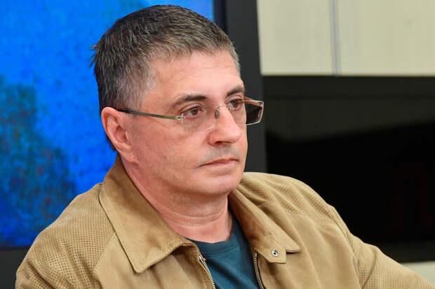 Доктор Мясников перечислил ошибки, совершаемые при амбулаторном лечении Covid-19