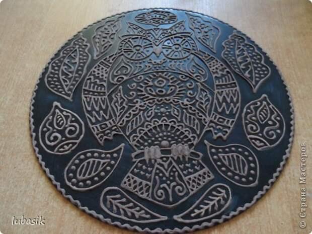 Декор предметов Мастер-класс Роспись Как я делала панно - по просьбам мастериц фото 34