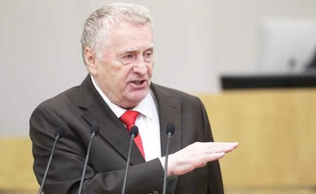 «Список Жириновского»: Что знает глава ЛДПР о «преемнике президента»?