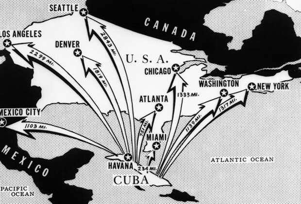 Как в СССР предлагали окружить США искусственными островами с ядерным оружием