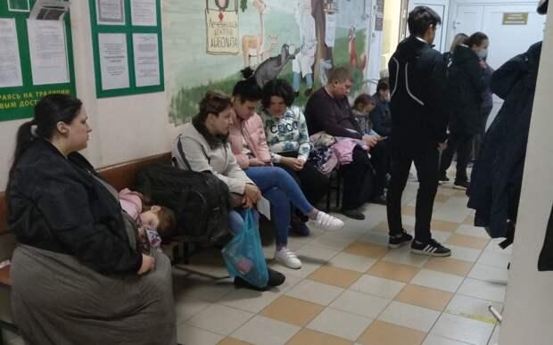 Рязанец пожаловался на работу травмпункта в детской больнице