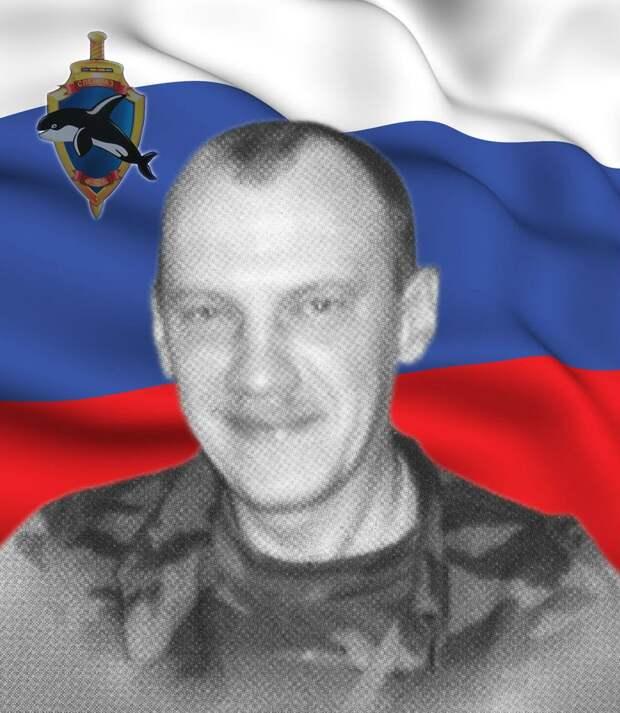 Старший прапорщик ДРОЗД Андрей Васильевич