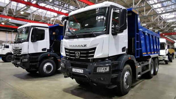 """""""КамАЗ"""" начнет производство новых моделей грузовиков в 2021 году"""