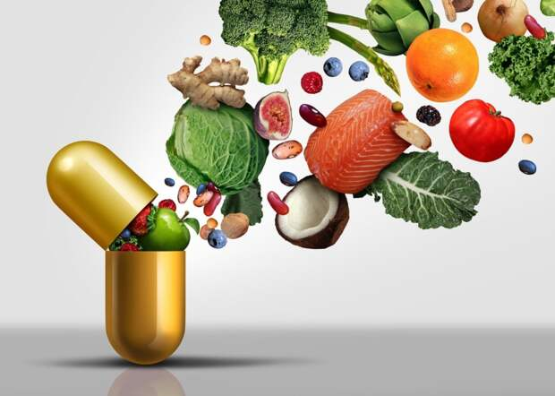 Топ-3 витамина, которые значительно укрепят ваш иммунитет