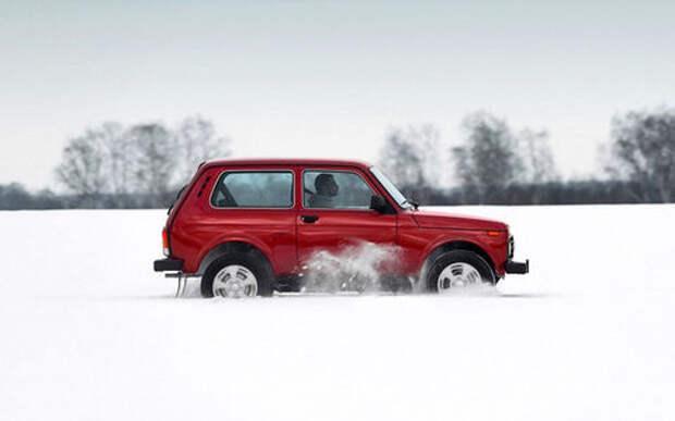 АВТОВАЗ отказался от рестайлинга Lada 4x4 (временно)