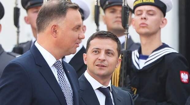 Когда же Польша устанет от Украины?