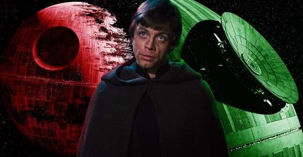 Джордж Лукас хотел показать сразу две Звезды Смерти в «Возвращении джедая»