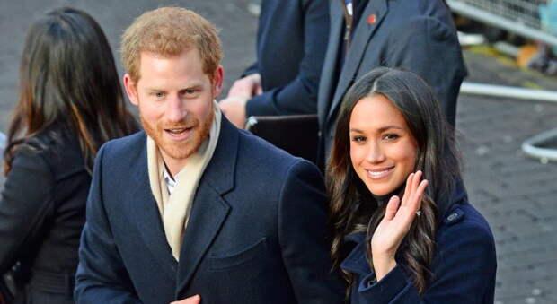 Принц Гарри улетел домой к Меган, отказавшись оставаться на 95-летие Елизаветы II
