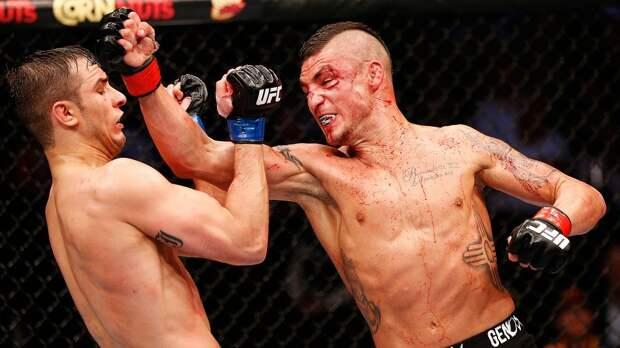 Диего Санчес в UFC - 16 лет безумных и кровавых боев. Его выгнали из-за очень странного тренера