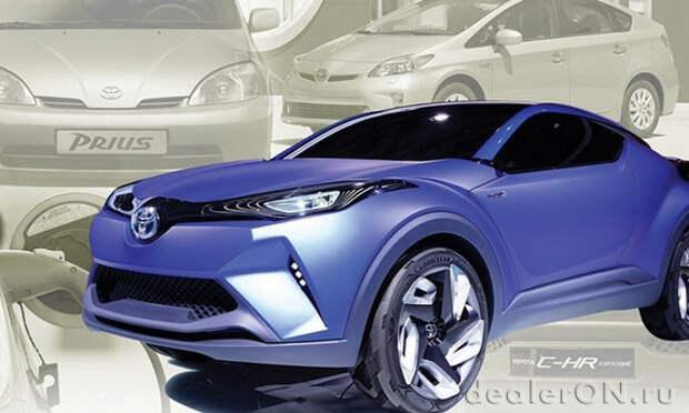 Изменения дизайна внесенные в последний момент, показали новый приоритет для Toyota