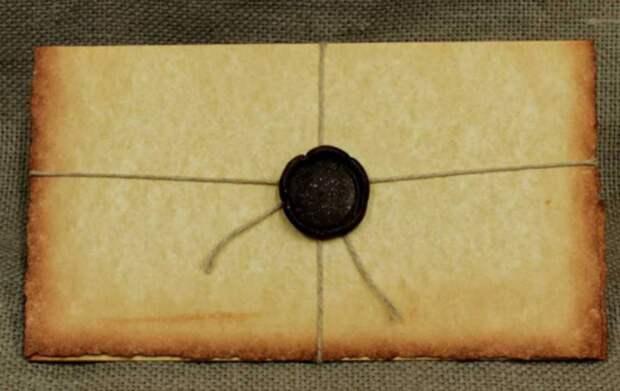 Зубной рентген помог ученым прочитать запечатанные письма XVII века