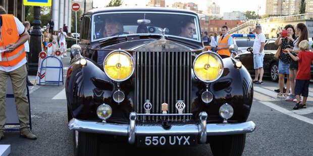 Rolls-Royce планирует представить автономный электромобиль