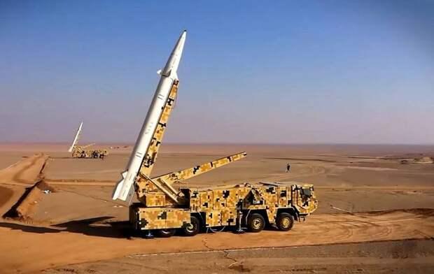 В Израиле смоделировали иранский ракетный удар по Тель-Авиву