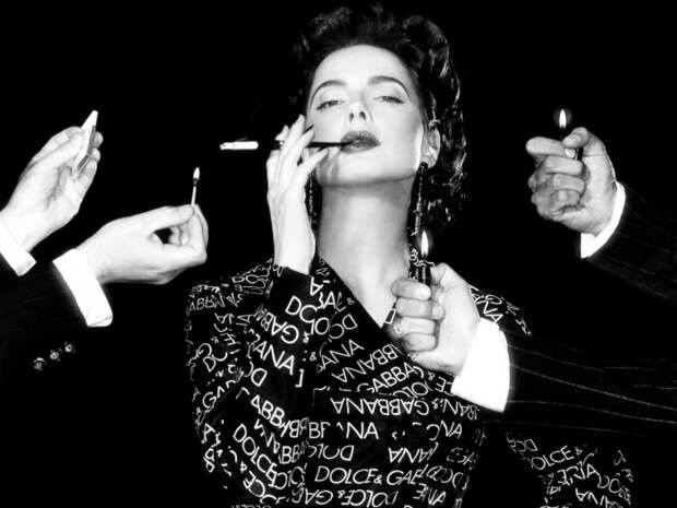 Итальянская киноактриса и фотомодель Изабелла Росселлини | Фото: kinopoisk.ru