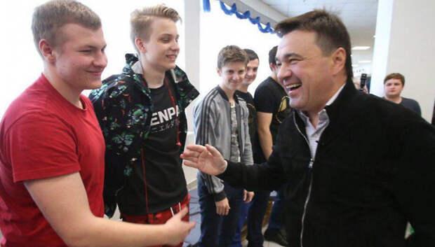 Власти Подмосковья трудоустроят победителей турниров фестиваля киберспорта
