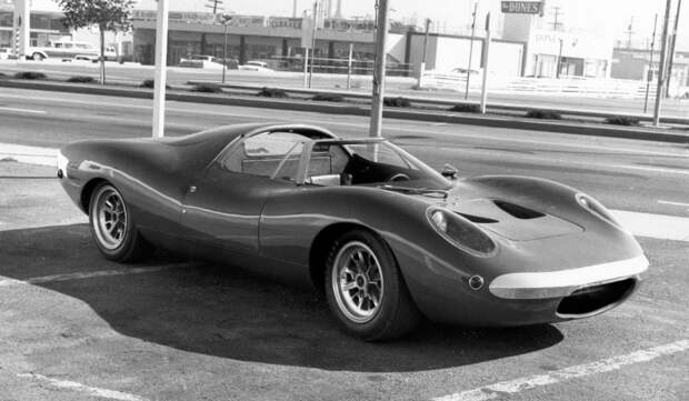 Shelby Lone Star в 1967 году Shelby Lone Star, shelby, авто, автодизайн, концепт-кар, олдтаймер, прототип