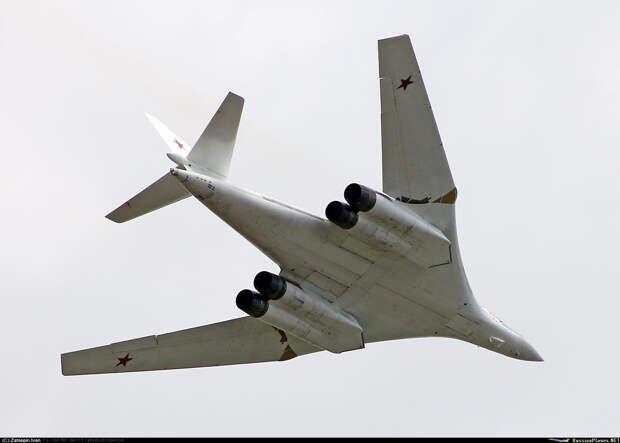 Российские Ту-160 установили мировой рекорд