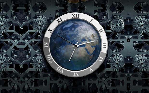 Загадки сбоев и аномалий Времени
