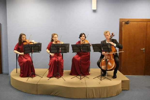 В центре на бульваре Яна Райниса пройдёт концерт классической музыки