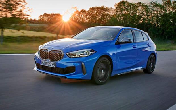 Впервые без заднего привода – так обновился BMW 1-й серии