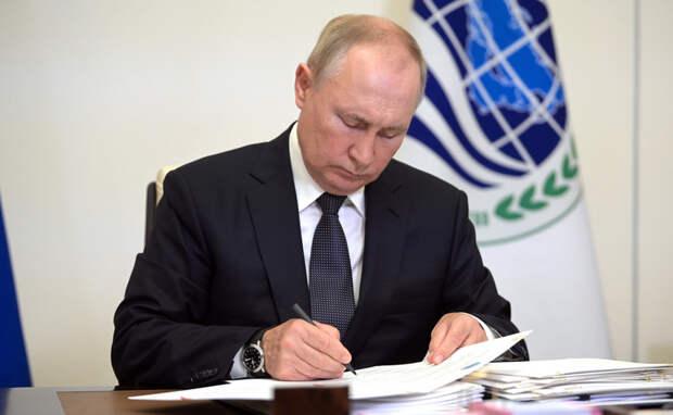 Путин предотвратил международный конфликт из-за Афганистана