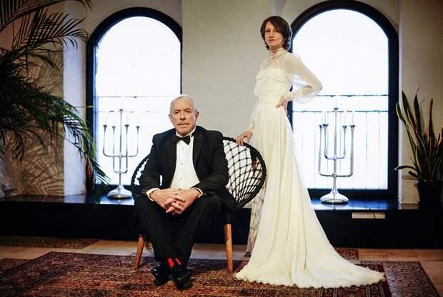 Появилось свадебное фото с тайной женитьбы Андрея Макаревича Фото: Личный архив