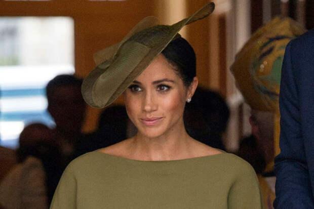 Названы причины отсутствия Меган Маркл на похоронах принца Филиппа