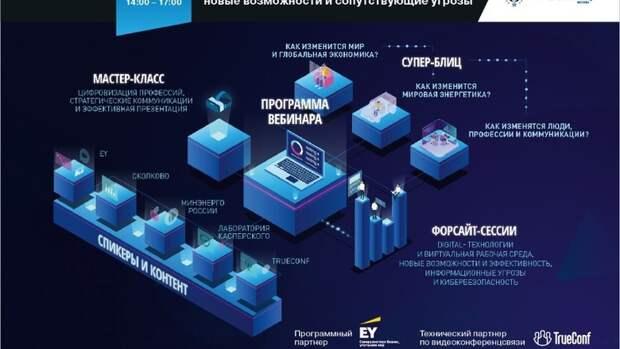 Итоги вебинара «Digital-коммуникации иинформационная безопасность вэпоху перемен: новые возможности исопутствующие угрозы»