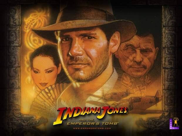 Рецензия Indiana Jones and the Emperor's Tomb