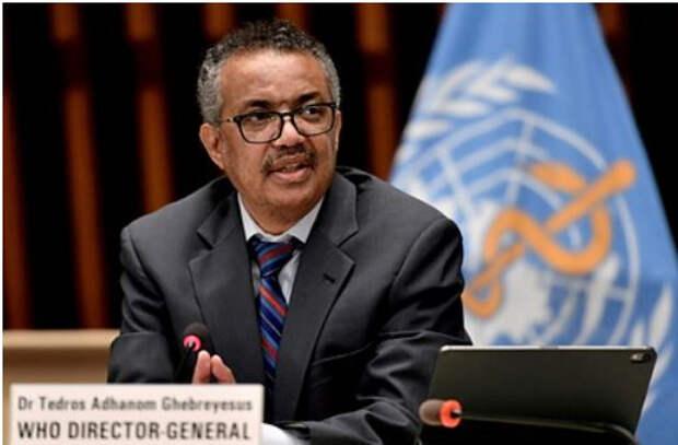 Глава ВОЗ заявил человечеству о «пятне на коллективной совести»