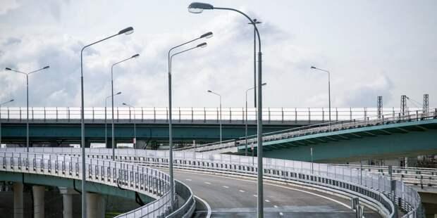 Развязку на пересечении МКАД с Алтуфьевским шоссе реконструируют