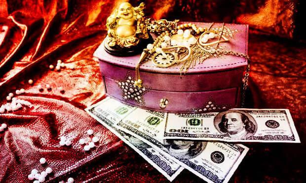 Сильные заговоры, которые помогут привлечь деньги в дом