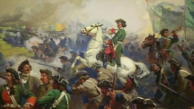 10 июля в России отмечался Днём воинской славы — День победы русской армии  над шведами в Полтавском сражении.