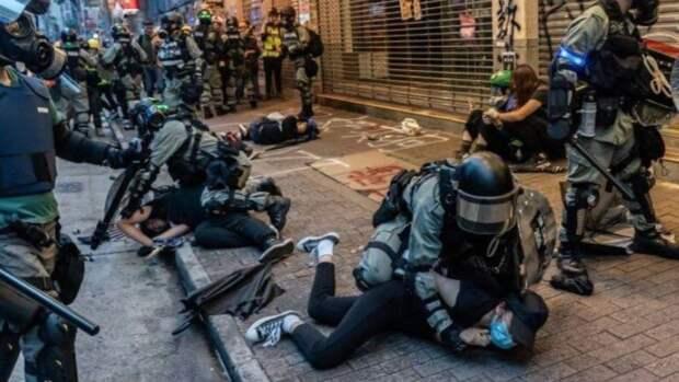 МИД России передал ОБСЕ материалы о насилии полиции в отношении протестующих в Европе