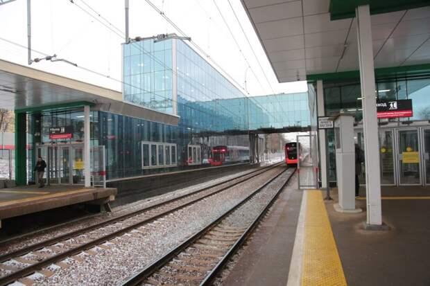 На центральном участке МЦД-2 ограничат движение с 26 по 30 апреля