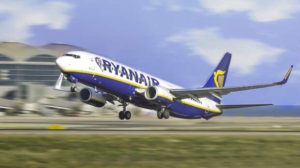 ICAO заявила о возможном получении предварительного отчета по Ryanair 25 июня