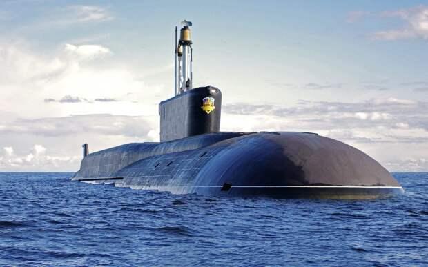 Новейшие российские субмарины изменят баланс сил между США и РФ