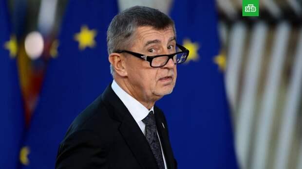 В Чехии призвали потребовать у России компенсацию за взрывы в 2014 году