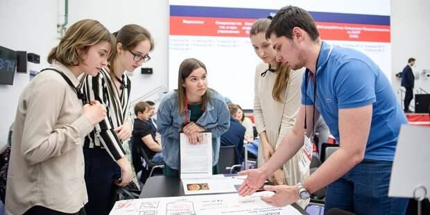 Московские студенты готовятся ко второму этапу Добровольного квалификационного экзамена