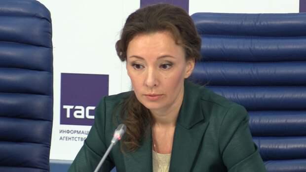 Омбудсмен Кузнецова сообщила о возвращении российских детей из Сирии