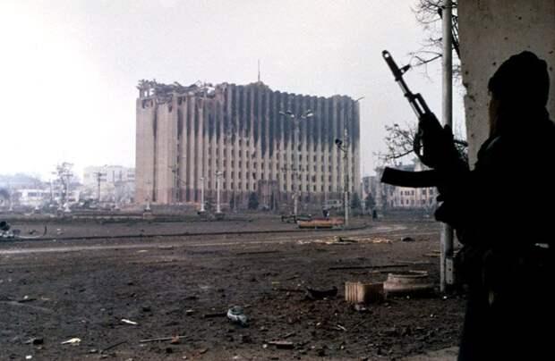 20 лет Первой чеченской войне